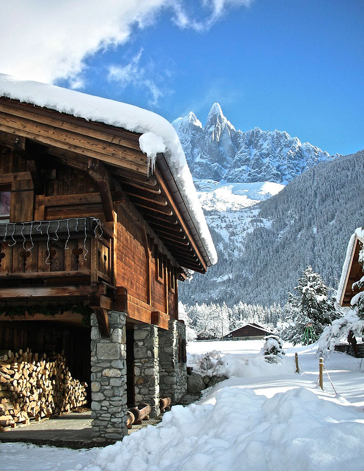 Welcome to the Chalet des Alpes